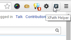 Start XPath Helper